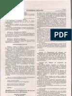 Decreto Supremo(1)
