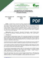 LINHAS DE POTÊNCIA NATURAL ELEVADA EM 500 KV- CEPEL
