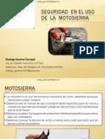 Manual de Motosierra