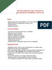 Consejos de Seguridad Para Trabajos Con Esmeriladoras o Esmeril Angular