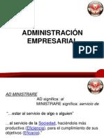 1 Administración