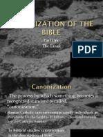 Biblical Liturature Lecture 01