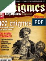 Enigmes.logiques Magazine.N18 Juin.juillet.aout.2011.PDF