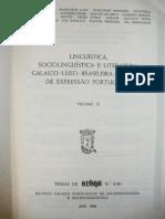 Paz- Andrade, Valentim - A fonte galega de Guimarães Rosa