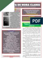 La Gazeta de Mora Claros nº 149 - 14092012