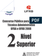 Concurso Publico Superior UFBA