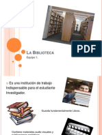 La Biblioteca Expo