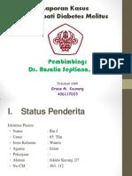 Retinopati Hipertensi DM Keratitis