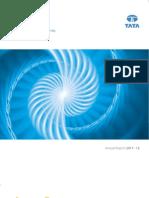 Tata ELXI Annual Report 2011 12