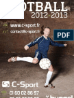 Hummel Football 2012-2013