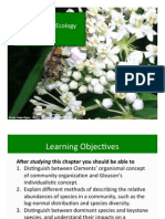 Ch 9 Community Ecology