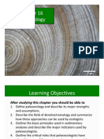 Ch 16 Paleoecology