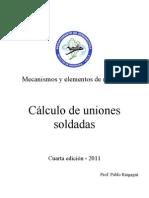 Uniones Soldadas Cuarta Edicion 2011