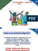 Transp. Materiales Peligross