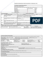 FISPQ - NBR 14725