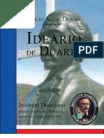 Ideario de Duarte - Vetilio Alfau Durán - Instituto Duartiano 2010