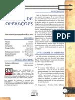 Aventura para d7d3.5 (4 personagens de Lvl 5) - Base de Operacoes