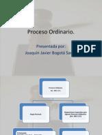 Proceso Ordinario