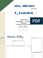 Alkenes & Alkynes-B