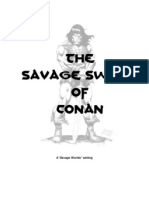 78342945 the Savage Sword of Conan Setting for Savage Worlds RPG