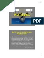 Pilates Bola