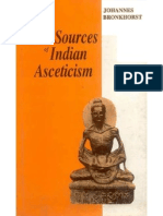 Bronkhorst, Johannes - The Two Sources of Indian Asceticism