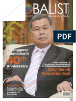 Globalist - Vol 3-2012