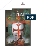 Paul, Doherty - El Templario