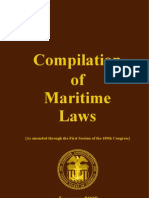 Maritime Laws 2008