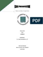 Case Presentation Lisa-bedah Ortopedi