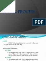 VLSI - P Well Process