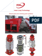 DLT Strand Jack and Climbing Jack Systems