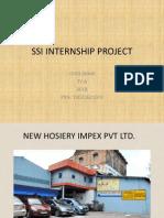 Ssi Internship Project
