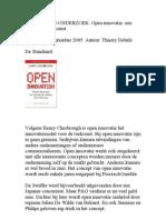 Open innovatie, een model met toekomst