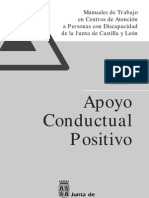 Apoyo Conductual Positivo Manuales