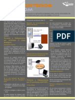 Datasheet Intercom-Videoporteros 050609 ES