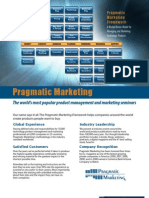About Pragmatic Marketing