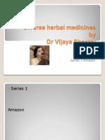 Diverse Herbal Medicines-Dr Vijaya Shastry-series1 amazon