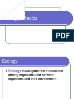 Basicl Ecology