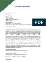 Laporan Kasus Demam Berdarah Dengue Derajat II