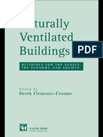 Naturally Ventilated Buildings