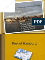 Comparison of International and National Ports