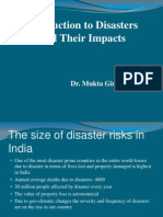 Introduction and Impacts of Disasters
