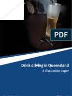 PDF Drink Driving Discussion Paper