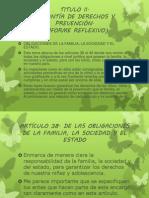 Ley Infanto Juvenil Titulo 2