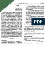 REAL DECRETO 496-1994, de 17 de marzo,por el que se modifica el artículo 22 del Reglamento de museos de titularidad estatal y del sistema español de museos