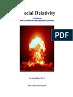 Special Relativity V2.11