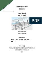 RPP tematik kls 3