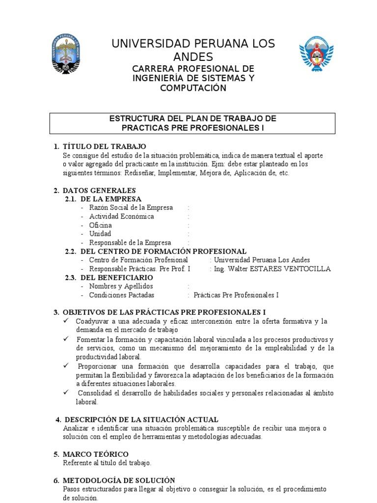 Asombroso Ejemplos De Plan De Estudios De Contabilidad Profesional ...