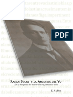 Ramos Sucre y La Angustia del Yo [E.J.Ríos]